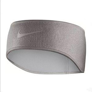 Nike Knit Headband Atmosphere Grey One Size